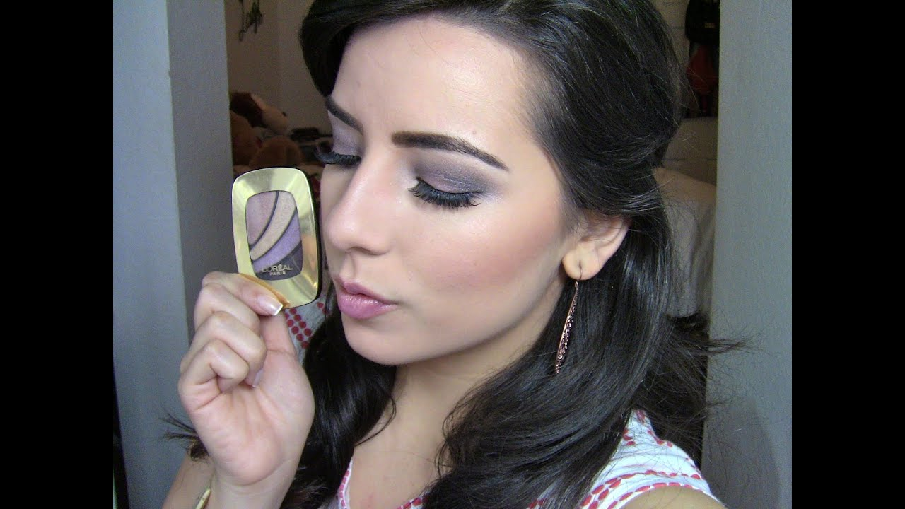 l oreal color riche eyeshadow quads review