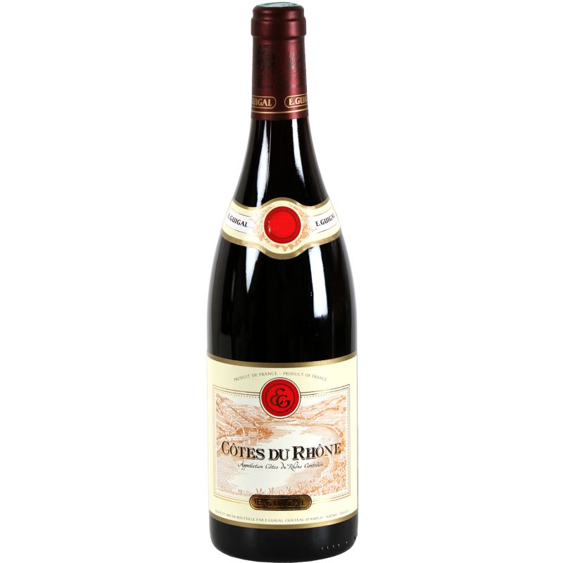 Confidence - Côtes du Rhône - Red - Domaine Fond Croze