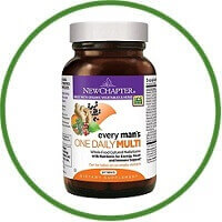 new chapter every man multivitamins review