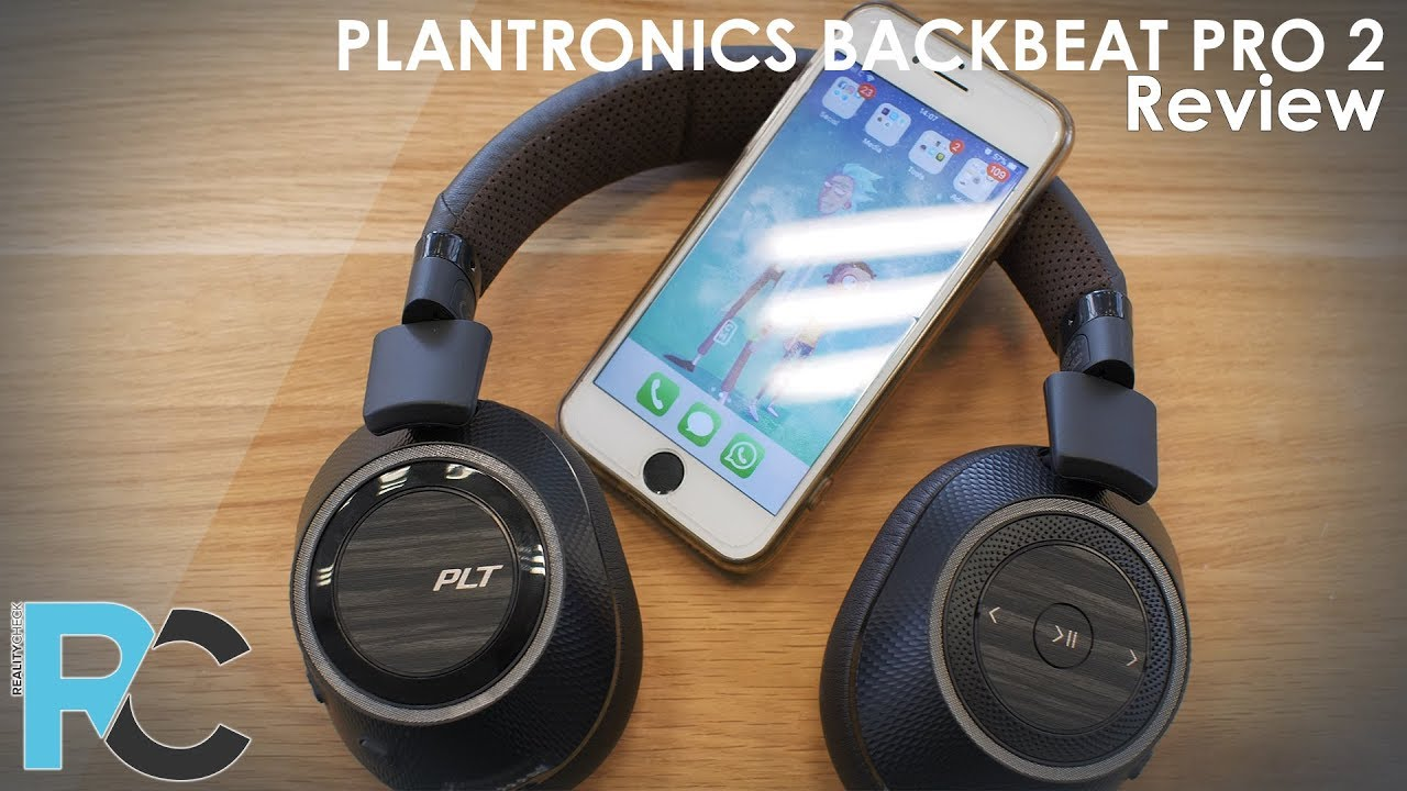 plantronics backbeat pro 2 review