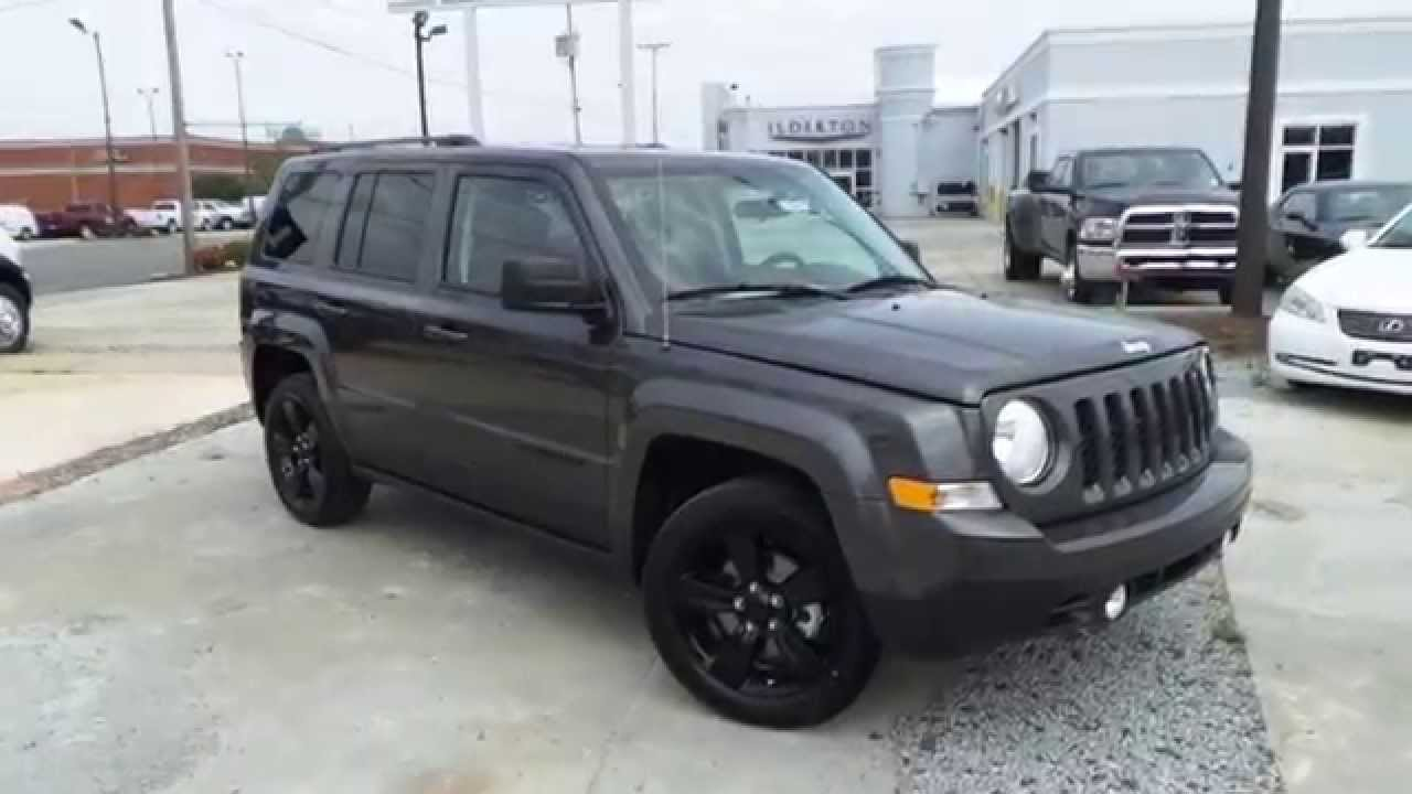 2014 jeep patriot review youtube