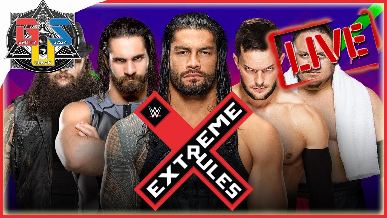 wwe extreme rules 2013 review