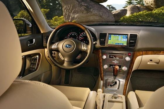 2009 subaru outback 3.0 r limited review