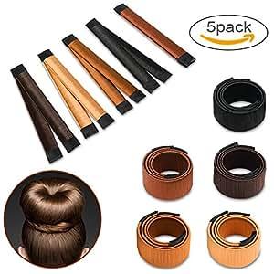 magic french twist hair bun maker reviews