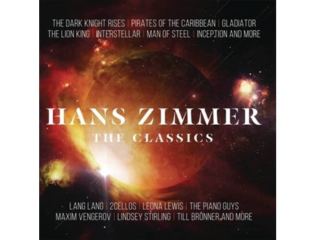 hans zimmer the classics review