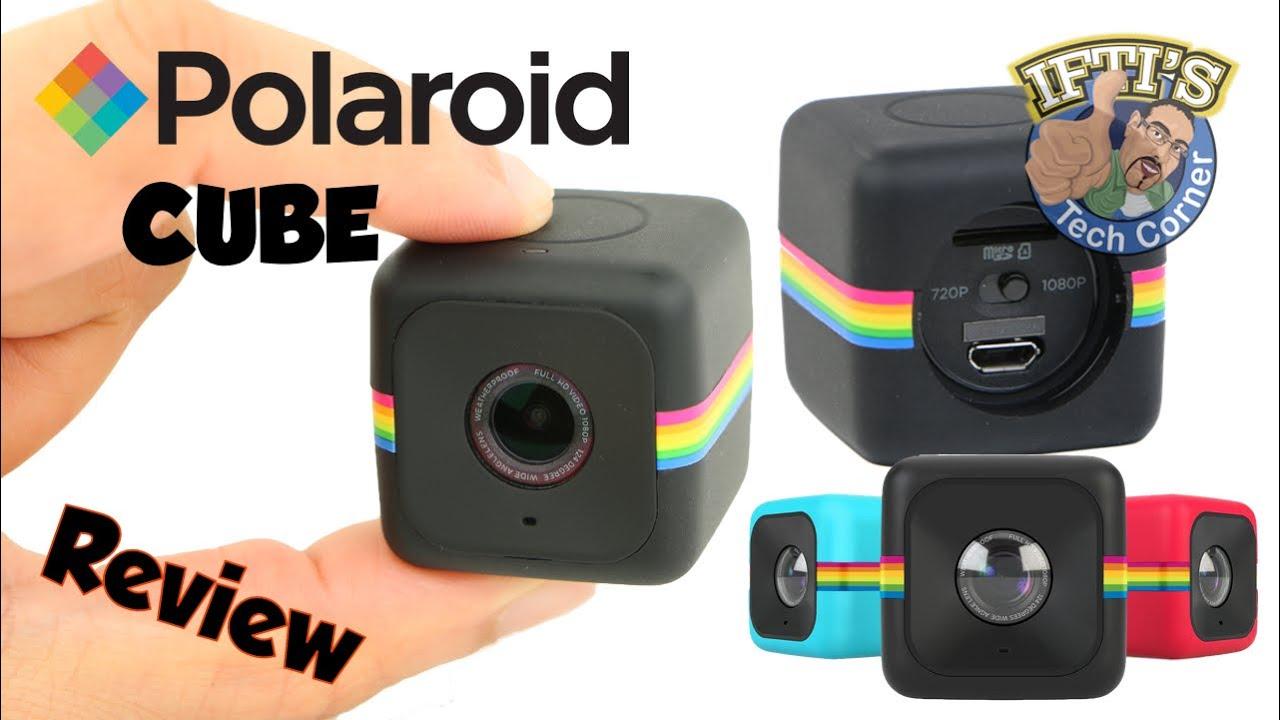 polaroid cube action camera review