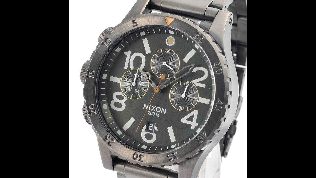 nixon 48 20 chrono review