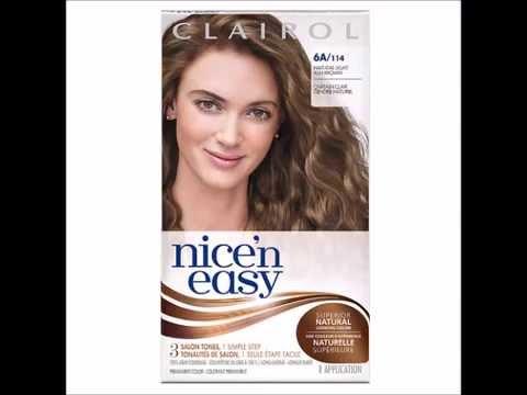 nice n easy hair color reviews
