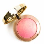 milani baked blush bella bellini review
