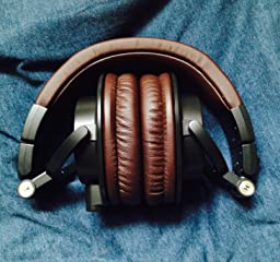 ath m50x dark green review