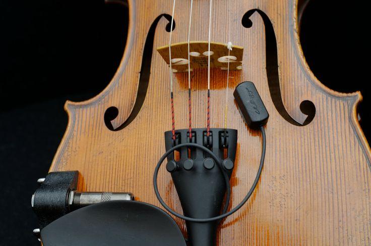 lr baggs violin pickup review