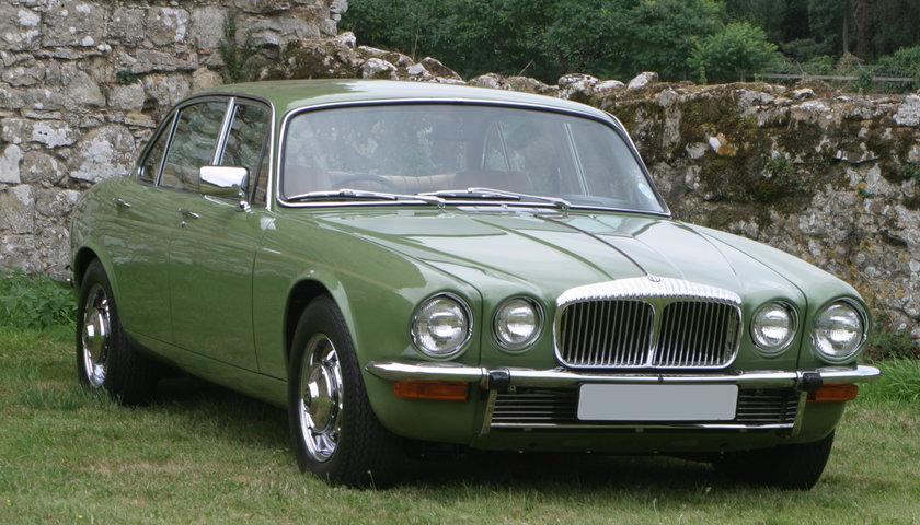 jaguar xj6 series 2 review