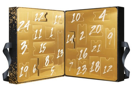 bare minerals advent calendar review