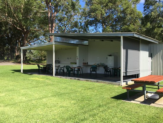 port stephens caravan parks reviews