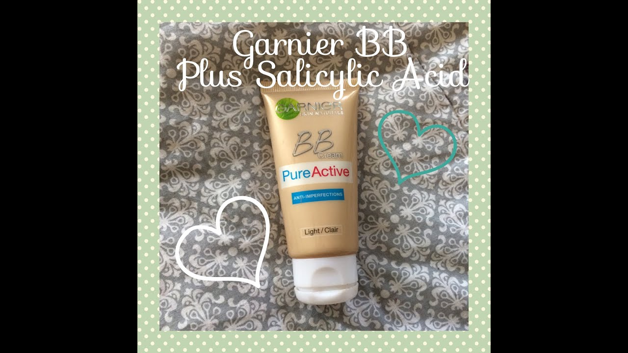 maybelline bb cream with salicylic acid review