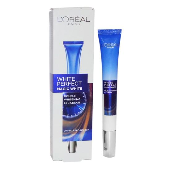 loreal white perfect eye cream review