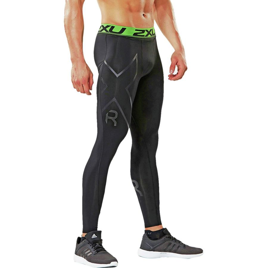 2xu refresh recovery tights review