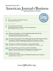 free peer reviewed business journals