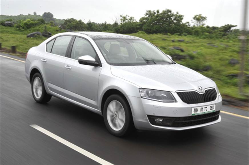 skoda octavia wagon review 2013