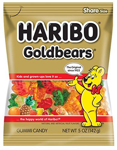 haribo gummy bears gluten free reviews
