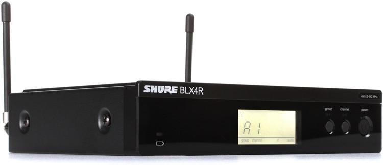 shure blx wireless guitar review