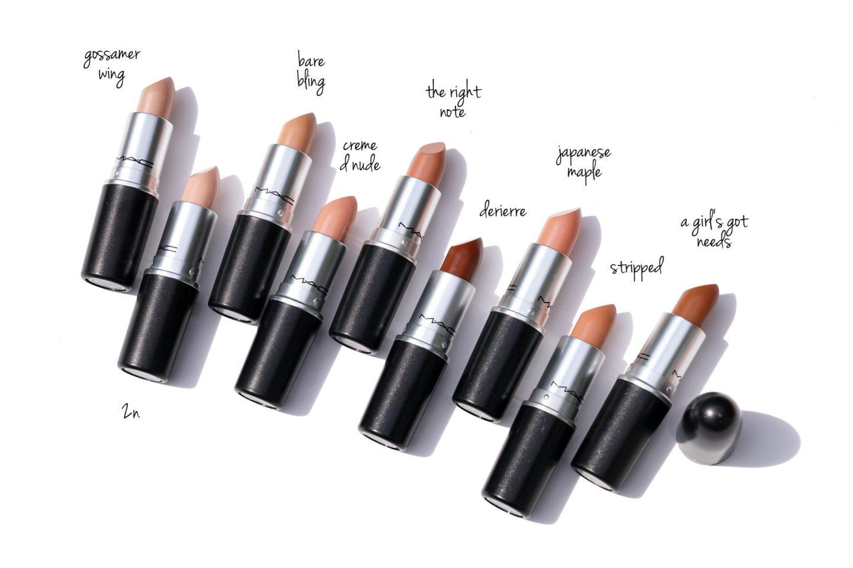 mac nicki minaj lipstick review
