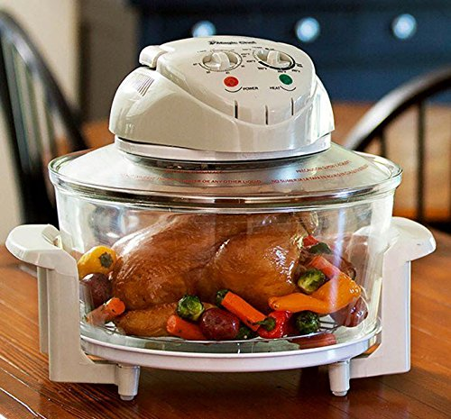 glass bowl convection oven reviews