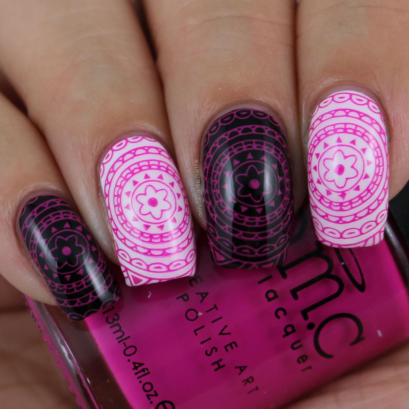 bundle monster stamping polish review