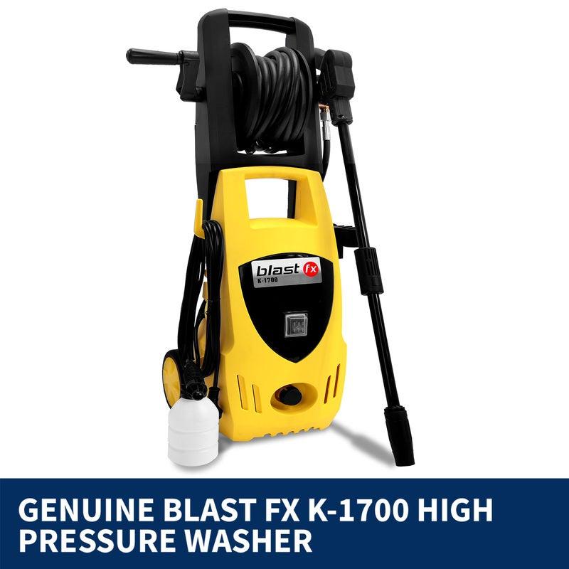 blast fx 3100 psi review