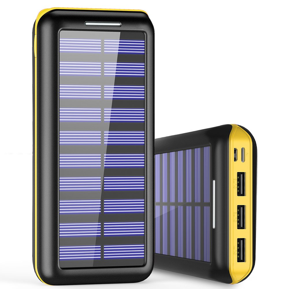 best portable solar charger reviews