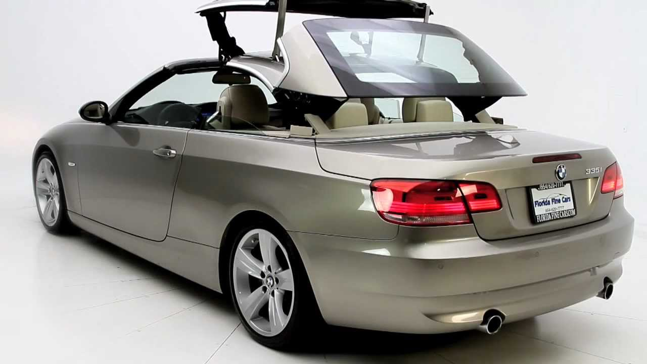 bmw e93 335i convertible review