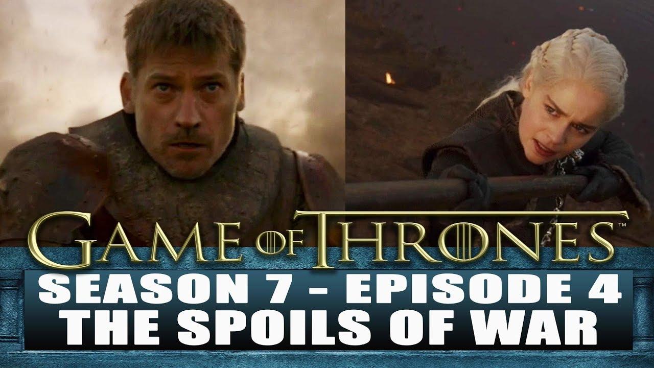 game of thrones season 7 episode 4 review