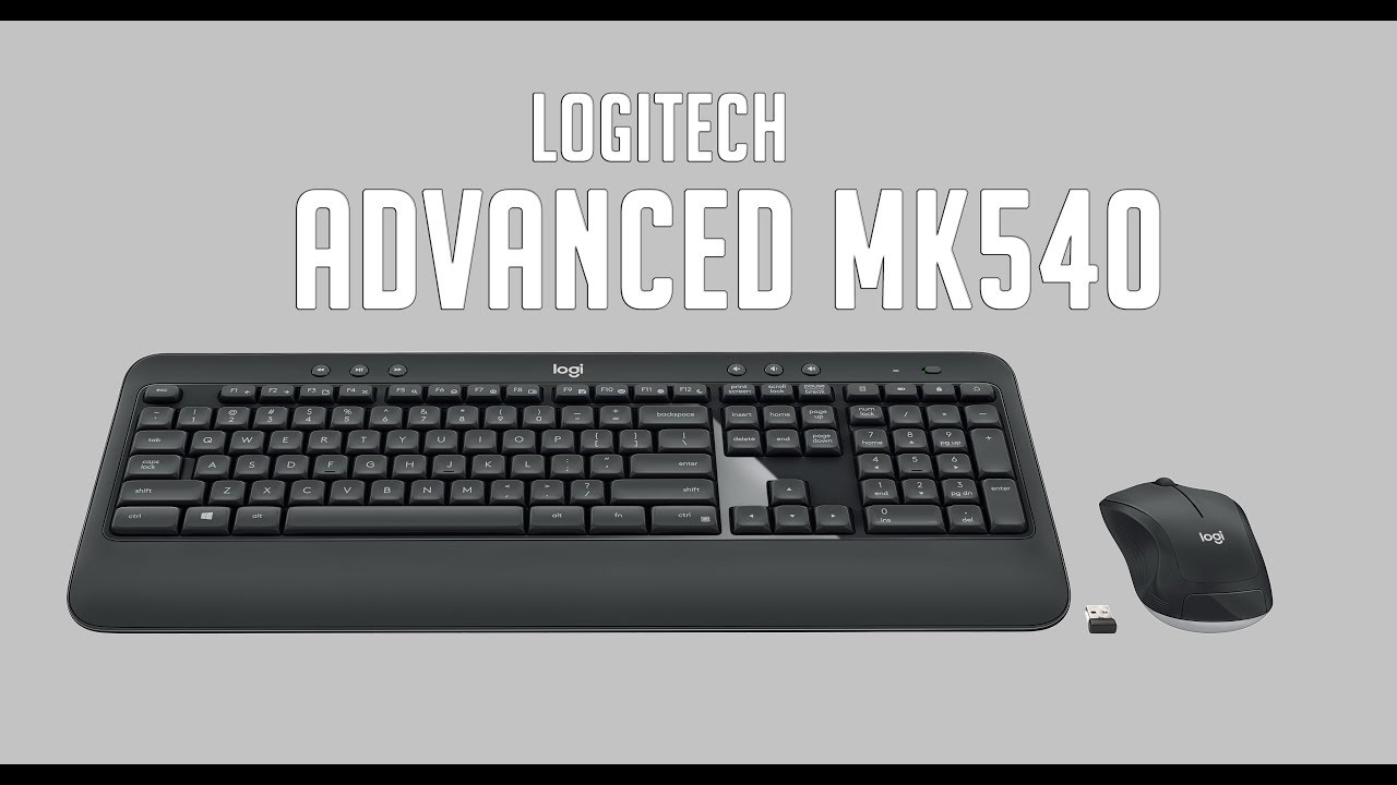 logitech media keyboard 600 review