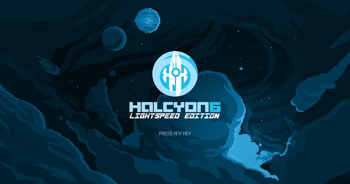halcyon 6 lightspeed edition review