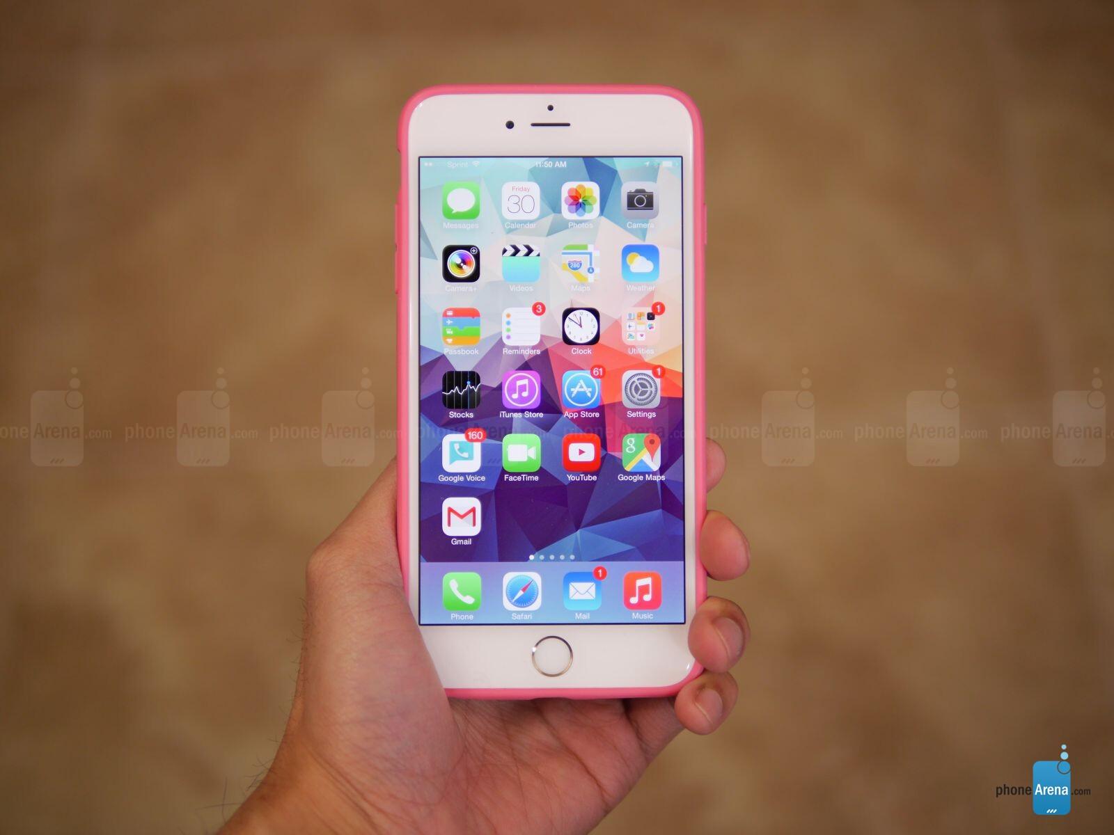 apple 6 plus case review