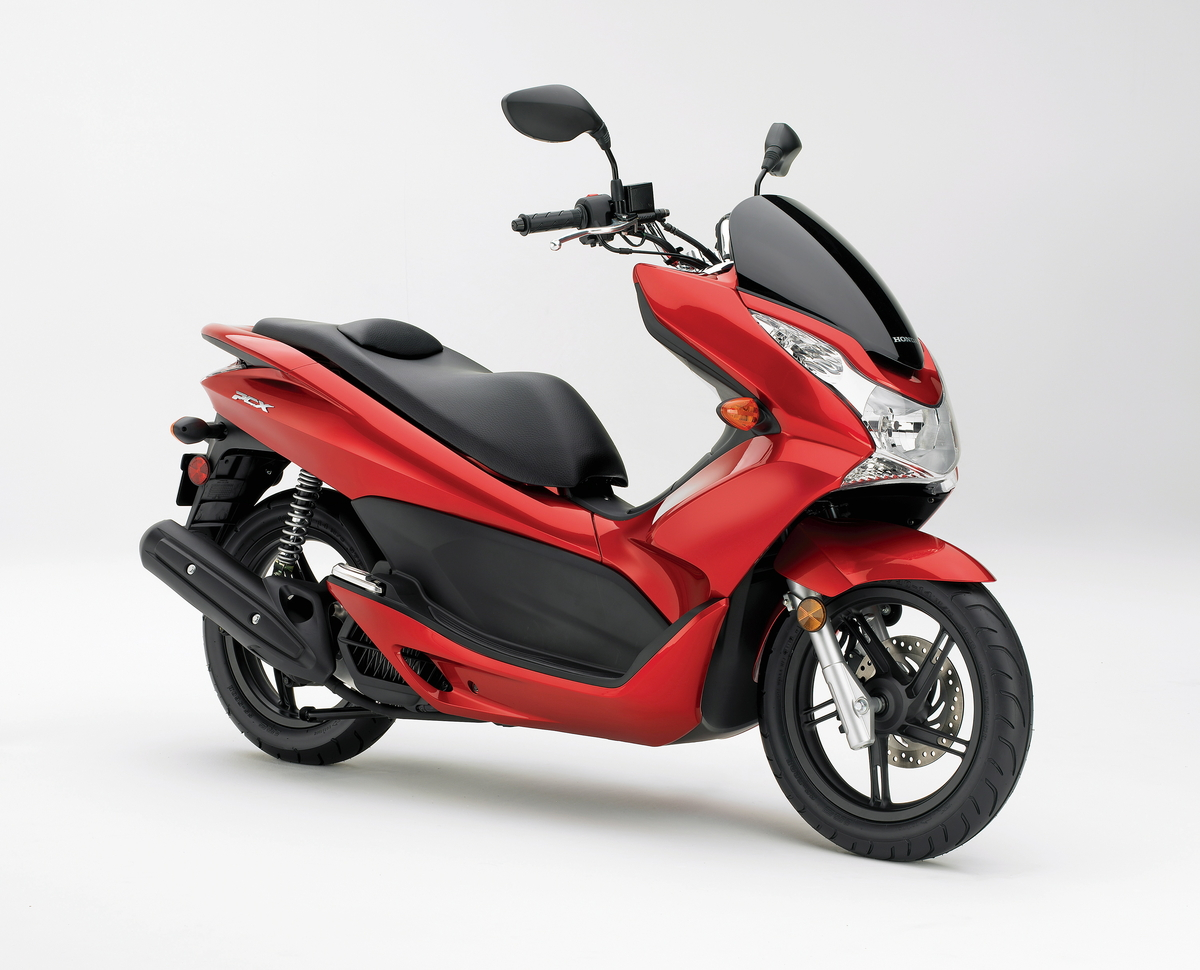 honda pcx 150 scooter review