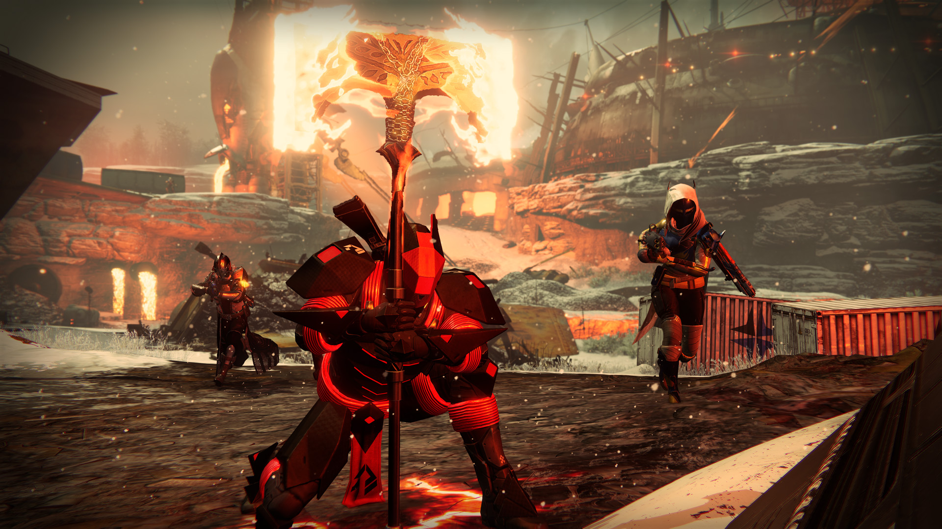 destiny review rise of iron