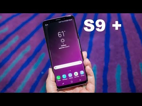 galaxy s9 plus review gsmarena