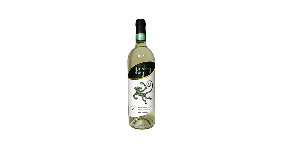 monkey bay sauvignon blanc 2015 review