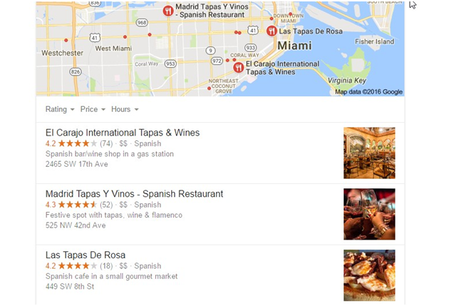 share google reviews on website
