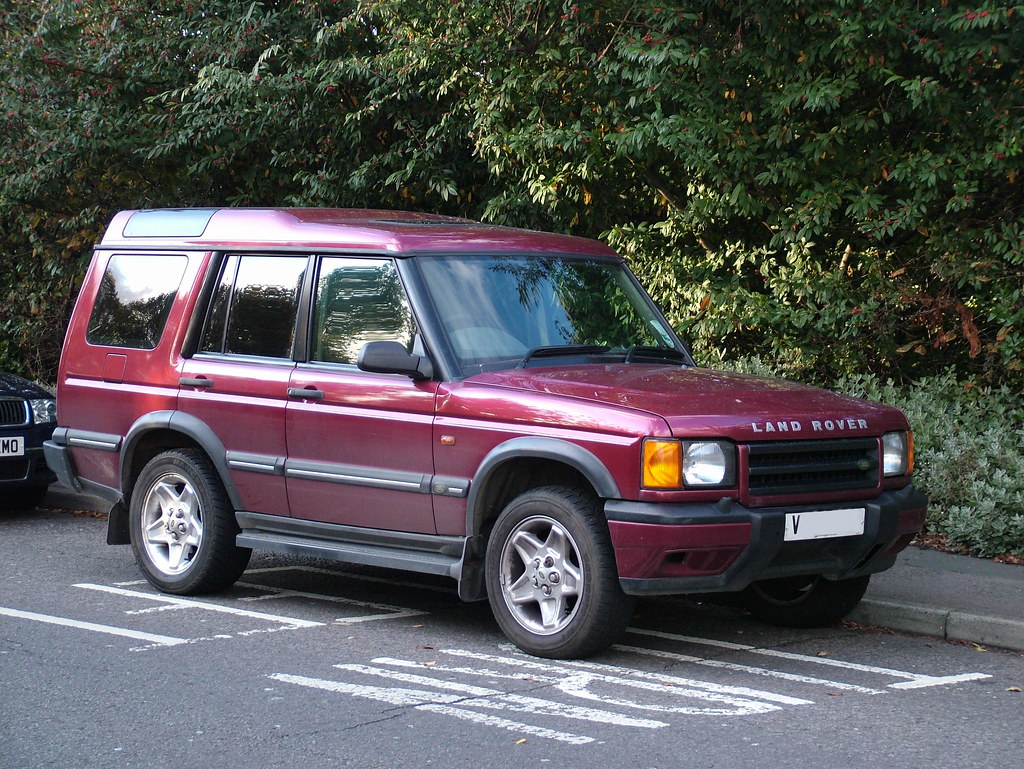 2000 land rover discovery td5 review
