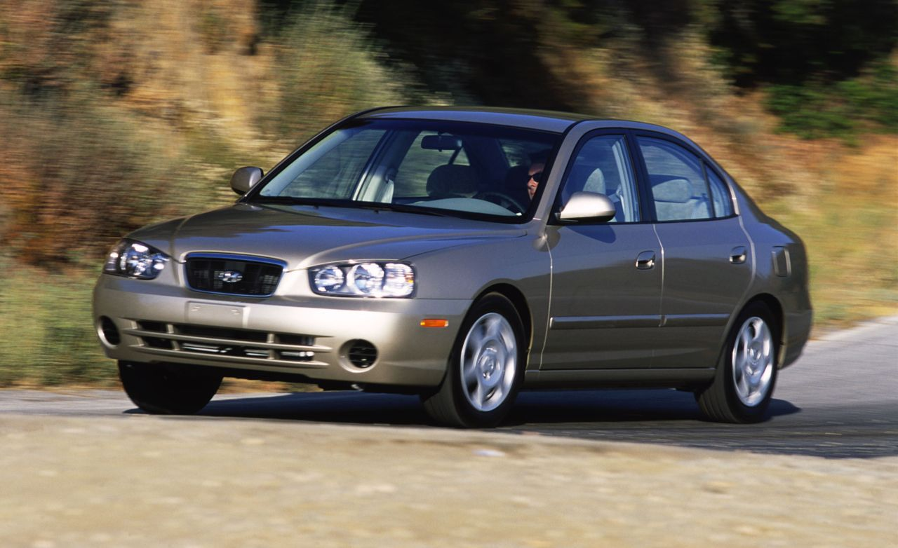 2002 hyundai elantra gls reviews