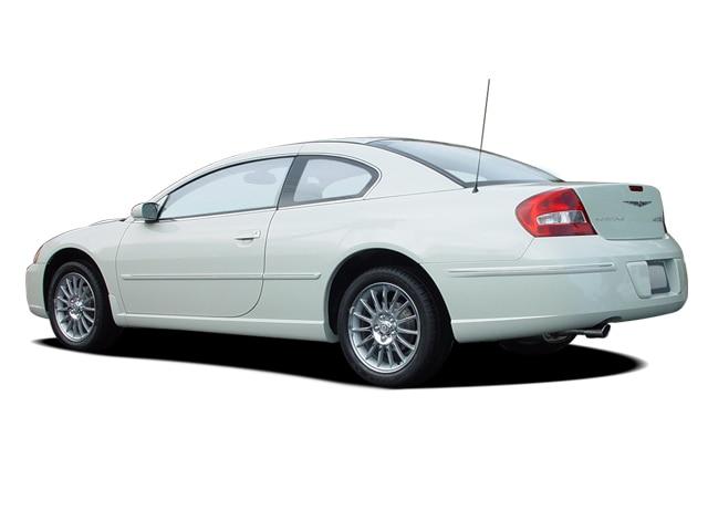 2004 chrysler sebring coupe reviews