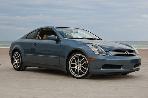 2005 infiniti g35 coupe review