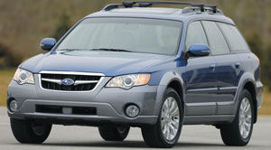 2005 subaru outback 3.0 r review