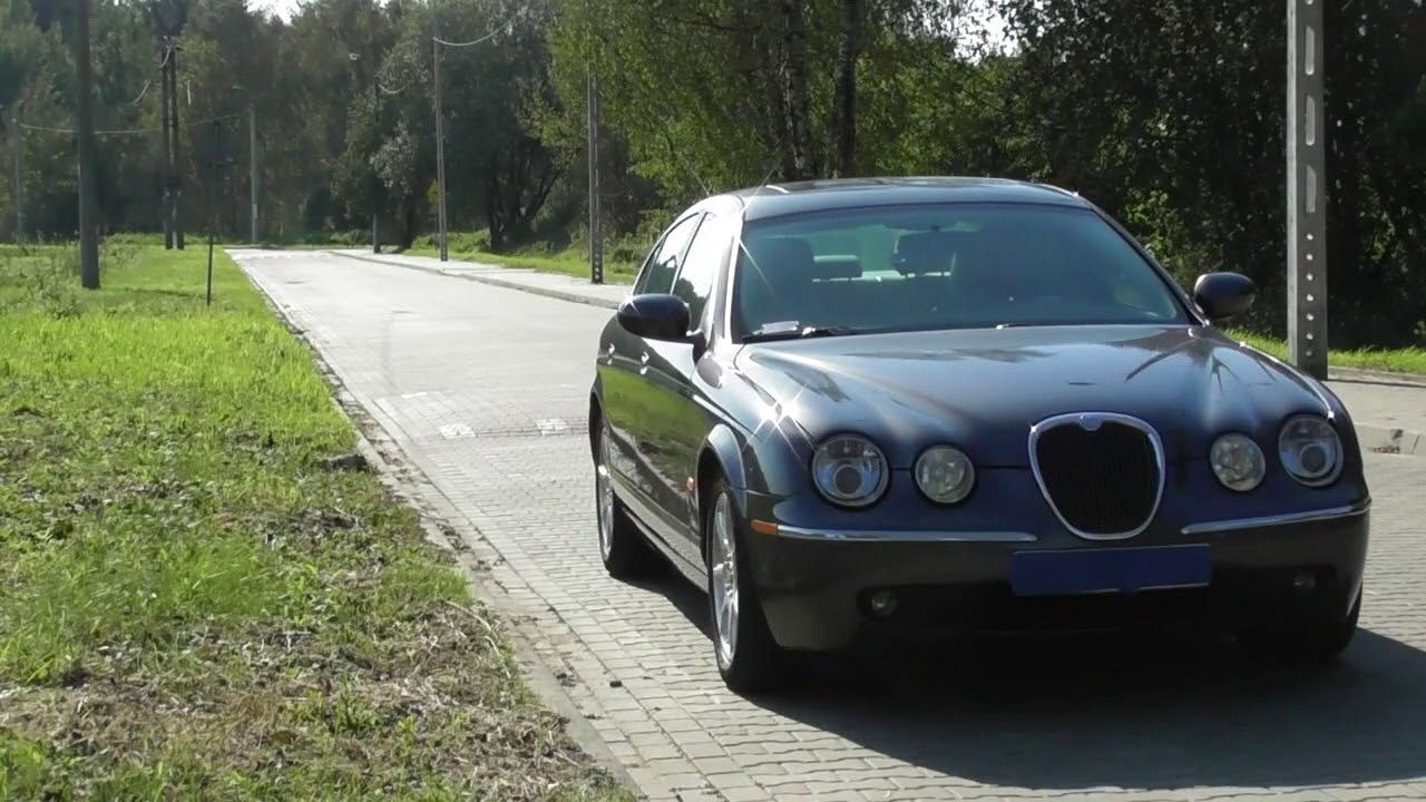 2006 jaguar s type reviews