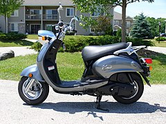 2006 tank scooter 150cc review