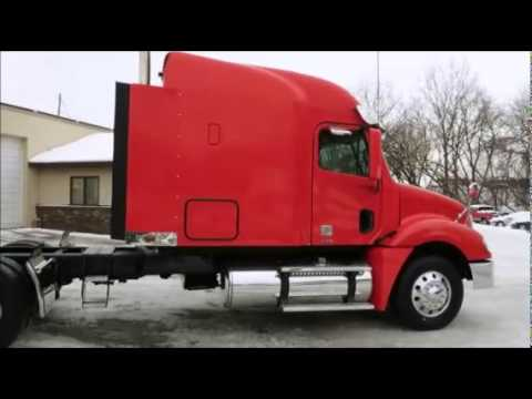 2007 freightliner columbia 120 review