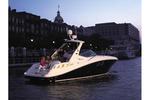 2007 sea ray 310 sundancer review