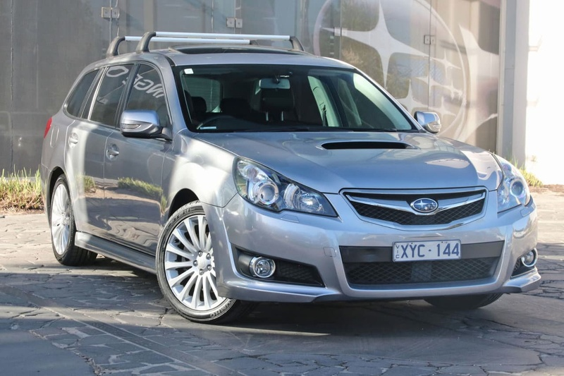 2010 subaru liberty gt wagon review